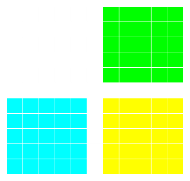 Matrix multiplication with IPython blocks